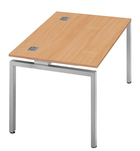 Rectangular Desks Fraction Bench Single Starter Desk