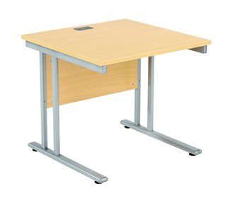 Rectangular Desks Fraction 2 Square Desk