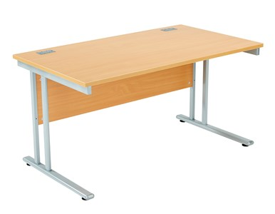 Rectangular Desks Fraction 2 Rectangular Desk