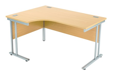 Left Handed Fraction 2 Core Desk