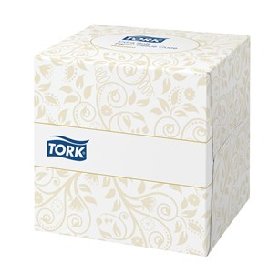 Business Cube Box Of Tissues [Pack 100]