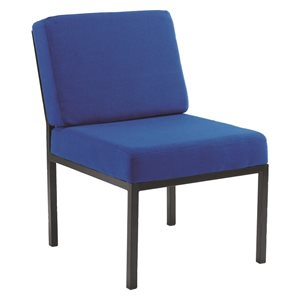 Reception Chairs Rubic Reception Chair - Royal Blue OF0307RB